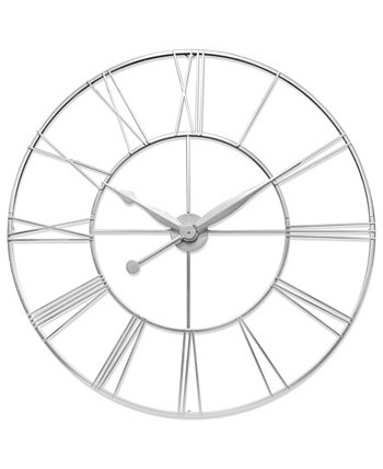 Round Wall Clock Infinity Instruments