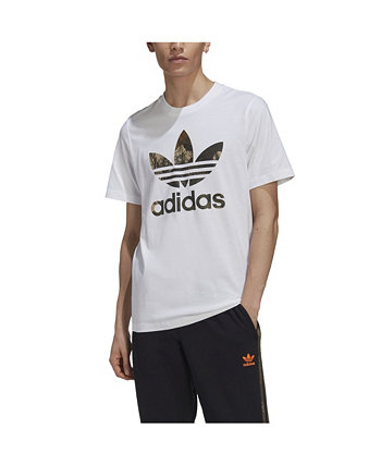 Men's Originals Camo Trefoil Tee Adidas