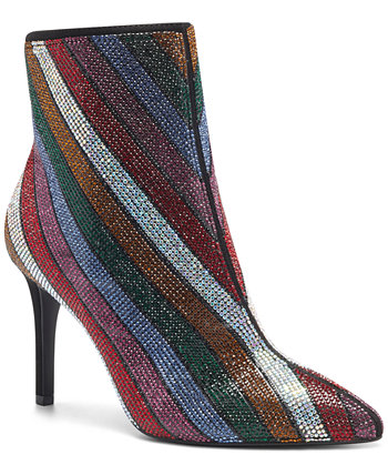 INC Women's Ingra Bling Booties, Created for Macy's INC International Concepts