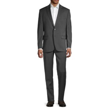 Classic-Fit Wool Suit LAUREN Ralph Lauren