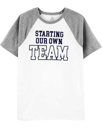 Carter's Starting Our Own Team Adult Tee Carters