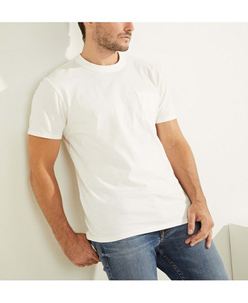 Sueded Jersey Tee GUESS