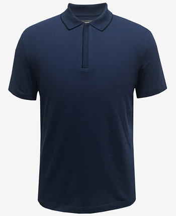 Men's Tipped Polo, Created for Macy's Alfani
