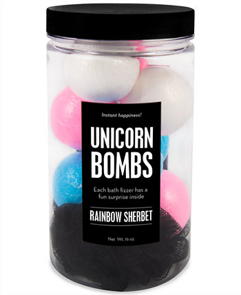 Unicorn Bath Bombs, 16-oz. Da Bomb
