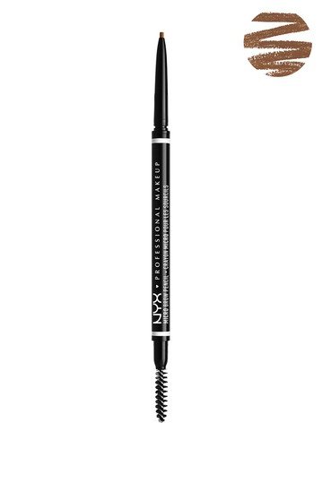 Карандаш для бровей Micro Brow Pencil - Auburn NYX COSMETICS