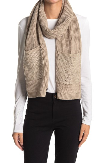 Square Studded Scarf Calvin Klein