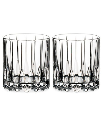 Drink Specific Glassware Neat Spirits Set Riedel