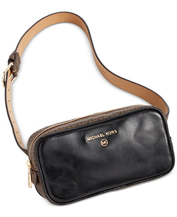 Belt Bag With Logo Strap Michael Kors