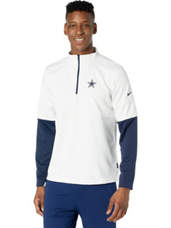 Dallas Cowboys Nike 1/2 Zip Therma Top Dallas Cowboys