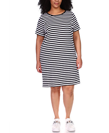 Plus Size T-Shirt Dress Michael Kors