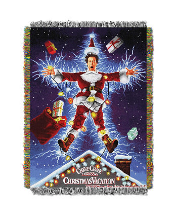 Christmas Vacation Movie Tapestry Throw Northwest Company