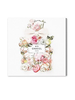 Blooming Bouquet Canvas Art Oliver Gal