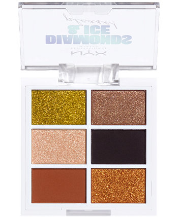 Diamonds & Ice Please! Shadow Palette NYX COSMETICS