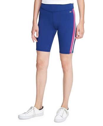Striped Bike Shorts Tommy Hilfiger