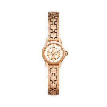 Reva Rose Goldtone Stainless Steel Bracelet Watch Tory Burch
