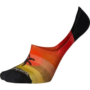 Smartwool Curated Shore Fun No Show Sock Smartwool