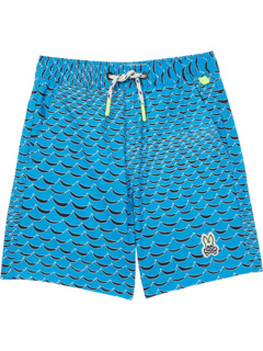 Haines Swim Trunks (Toddler/Little Kids/Big Kids) Psycho Bunny Kids