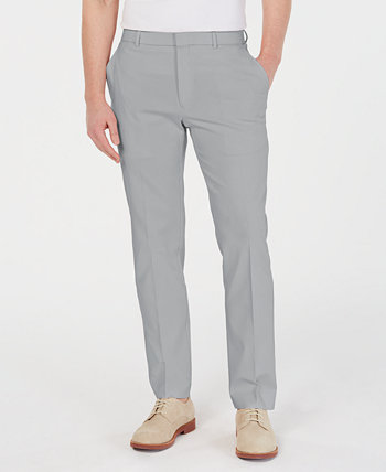 Men's Modern-Fit TH Flex Stretch Comfort Solid Performance Pants Tommy Hilfiger