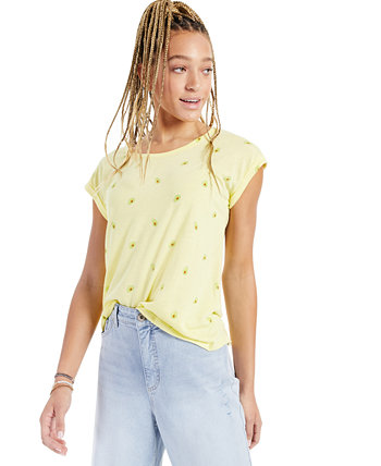 Petite Avocado Graphic-Print T-Shirt, Created for Macy's Style & Co