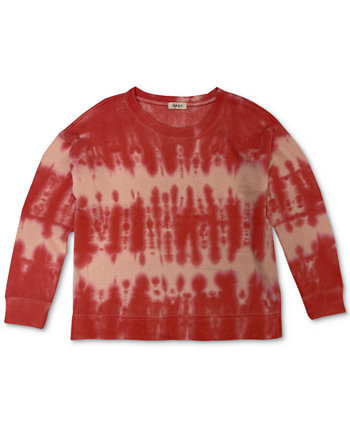 Tie-Dyed Sweatshirt, Created for Macy's Style & Co