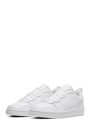 Кроссовки Court Borough Low Top (Big Kid) Nike