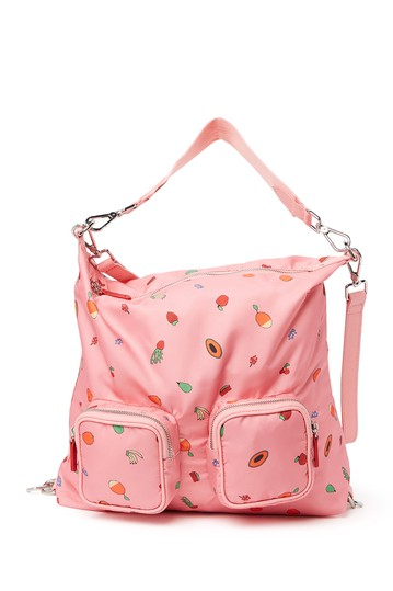 Borsa Tess Fruit Patterned Backpack COCCINELLE