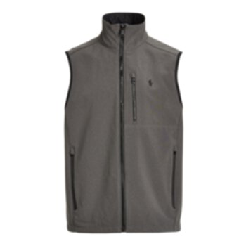 Водоотталкивающий жилет Softshell Tall Ralph Lauren