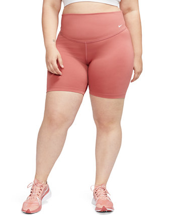 Plus Size Nike One Shorts Nike