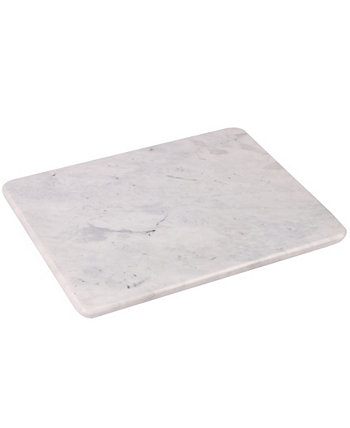 Multi-Purpose Pastry Marble Cutting Board HOME BASICS
