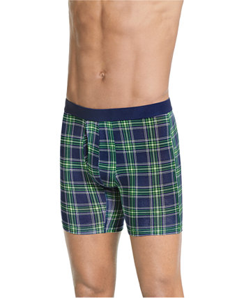 Мужские трусы Flex 365 Stretch Boxer, созданные для Macy's Jockey