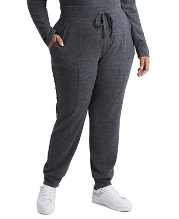 Women's Plus Size Pull On Jogger 1.STATE