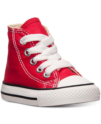 Кроссовки Little Kids 'Chuck Taylor Hi Casual от Finish Line Converse