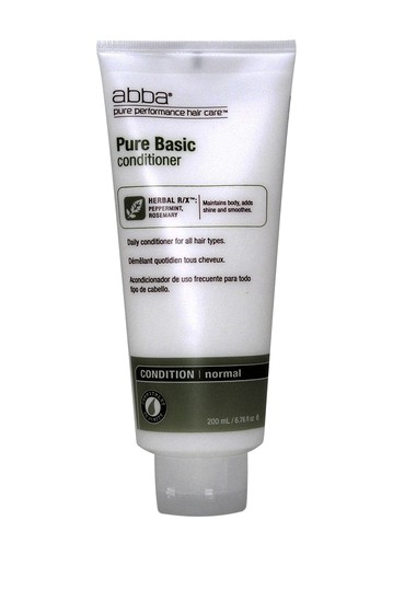 Abba Pure Basic Conditioner - 6.76 oz. ABBA