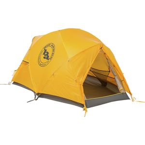 Big Agnes Battle Mountain 2 Tent: 2-Person 4-Season Big Agnes