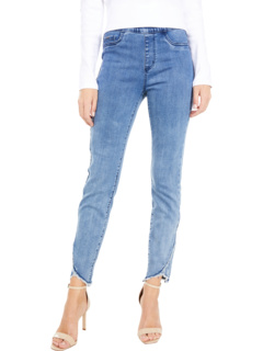 Эффектный деним Tulip Hem без застежки на щиколотке в цвете Splendid Indigo FDJ French Dressing Jeans