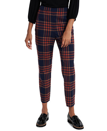 Warren Plaid Ankle Pants, Created for Macy's Riley & Rae