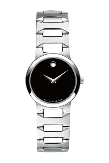 Women's Tempo Swiss Quartz Bracelet Watch, 26mm Movado