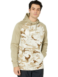 Therma Hooded Pullover FA Camo All Over Print Nike