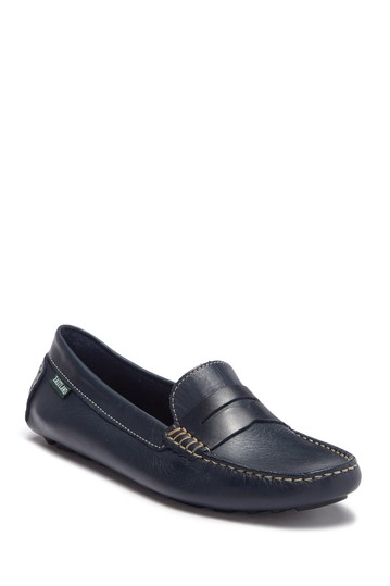 Патриция Кожа Moc Loafer Eastland
