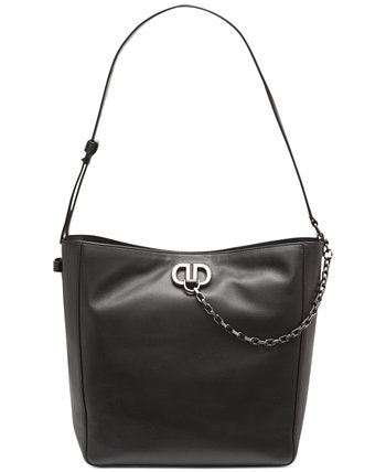 Linton Leather Hobo, созданный для Macy's DKNY
