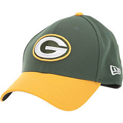 NFL Team Classic 39THIRTY Flex Fit Cap - упаковщики Green Bay New Era