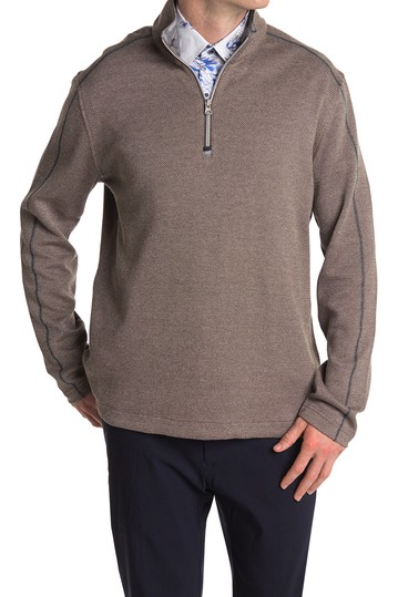 Strasser Quarter Zip Pullover Robert Graham