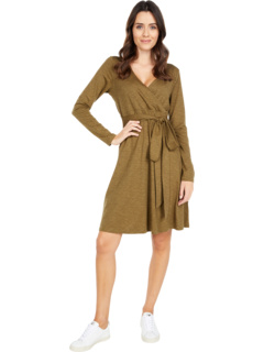 Cue Wrap Long Sleeve Dress Toad&Co