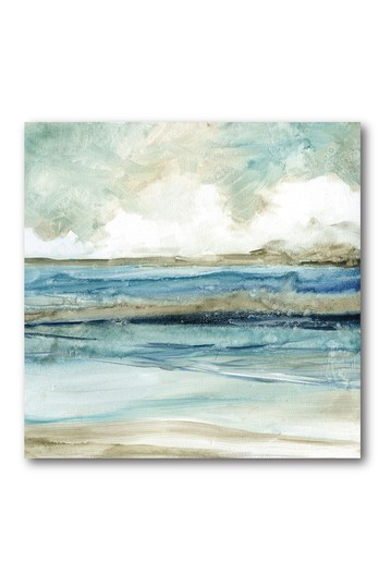 Soft Surf II Gallery Wrapped Canvas Wall Art Courtside Market