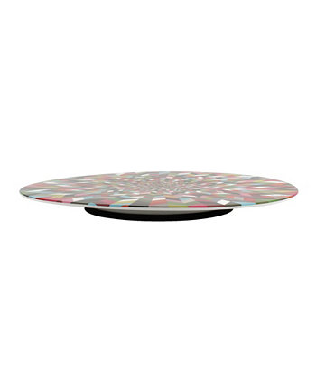 """15"""" Ziggy Lazy Susan with Non-Slip Base French Bull"""