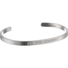 Be The Change (Bold) Cuff MANTRABAND