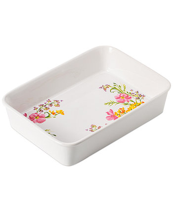 Floral Lasagna Pan, Created for Macy's Martha Stewart Collection