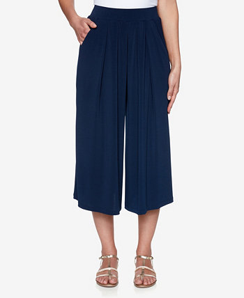 Plus Size Alt Crepe Coulotte Pants Ruby Rd.