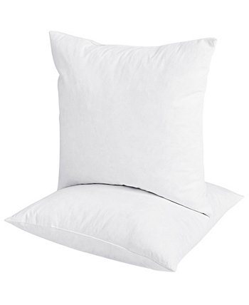 Pillows with Pillow Protectors King Set of 2 Puredown