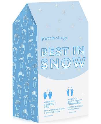 2-Pc. Best In Snow Holiday Set Patchology